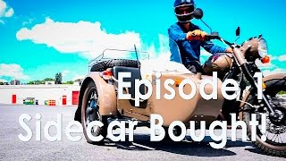On little more than a whim, we decide to buy a sidecar motorcycle and go traveling on a second season. Our plan is to head to Europe and travel for a few months until it gets too cold. In this episode, Will flies to North Dakota to pick up our new rig while Cat gets to fish in the White Marlin Open. Cheers,Cat & WillThis second season is made possible because we have some truly wonderful and generous supporters. If you want to help us keep on keeping on (and the content free) please consider joining our Patreons: http://www.patreon.com/mondayneverCamera equipment used:- Sony a6000: http://amzn.to/2bPrpT2- Canon DSLR:   http://amzn.to/29uTtt7 - Panasonic Camcorder:   http://amzn.to/29FTHNV - GoPro:   http://amzn.to/29XJRpzWebsite: http://www.mondaynever.comFacebook:http://www.facebook.com/mondayneverInstagram:http://www.instagram.com/mondaynever