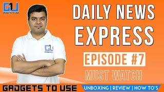 In this video we have talked about iPhone 8 Leaked Design, Yu Yunique 2, Google Ending Search, Nokia 2 Leaked Specs, Benchmark Scores, China Big Brother App, MS Paint, Samsung Note 8We hope you liked this video, to get notified, subscribe for free at http://goo.gl/ZgmTjE also, make sure to like this video and share if it can help other people. Add Abhishek As Friend on:Twitter: https://goo.gl/eEdJO3Facebook: https://goo.gl/VJLdDlInstagram: https://goo.gl/ZA75hSAbhishek Facebook Page: https://goo.gl/SPbQVP--Add Gadgets To Use As Friend on:--Facebook Page: https://goo.gl/AzdyXjTwitter: https://goo.gl/gv2Ob5 Instagram: https://goo.gl/09gnZt--Best Smartphone Offers: Best Phone Deals on Flipkart - http://goo.gl/pft2ueBest Phone Deals on Amazon - http://goo.gl/2nMKvI3. About GadgetsToUse:Visit http://www.gadgetstouse.com to read more detailed reviews, unboxing, hands on and overview of smartphones, tablets, tech and gadgets. We also post full review of gadgets and accessories on our website. 4. India RankGadgetsToUse youtube channel comes under Top Tech Youtube Channels in India for gadgets reviews, news and tips, tutorials. MY YOUTUBE GEAR --MY BIG CAMERA: http://goo.gl/J2P2AJ DIGITAL NOTEPAD I USE http://goo.gl/RD325n (Amazon US)  Amazon India ( http://goo.gl/x1ZdPQ )MY DSLR MIC: http://amzn.to/2dNrsQoMY MIC: http://goo.gl/8NlqDJMY CAR TRIPOD: http://amzn.to/2aGpotnMY OTHER PHONE TRIPODS: http://fkrt.it/vtgsBNNNNN MY SMALL TRIPOD: http://goo.gl/zpii2jMY SMALL CAMERA: http://goo.gl/MrvhvWSECOND MIC: http://goo.gl/aFWhnGMY TABLE TRIPOD: http://goo.gl/k9fvCUCHEAPER ACTION CAMERA: - http://goo.gl/pMFRJjSMARTPHONE TRIPOD: http://goo.gl/96EVtpMY DESKTOP MIC: http://goo.gl/iSVQN7MY VLOG CAMERA: http://goo.gl/LWCty3MY SECOND DESKTOP MIC: http://goo.gl/6MqVDtMY SECOND DSLR MIC: https://goo.gl/ZJch2P  --All content used is copyright to GadgetsToUse.com, Use or commercial display or editing of the content without proper authorization is not allowed.