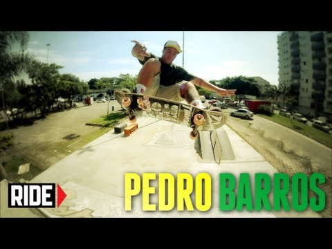 Barros - Pedro Barros takes you to his favorite spots in his hometown of Florianopolis, Brasil. Music By: Dark Seas