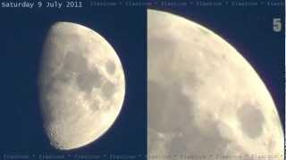 Что это на Луне ?