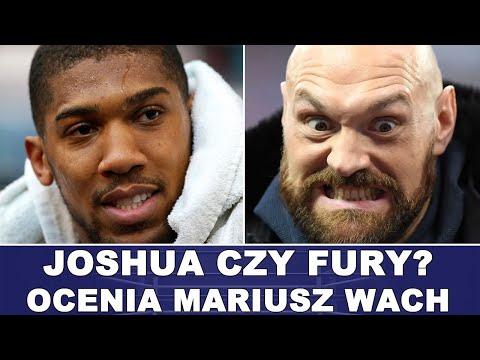 Fury czy Joshua? - analizuje Mariusz Wach