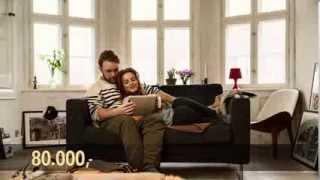 Kvik Kitchen commercial.