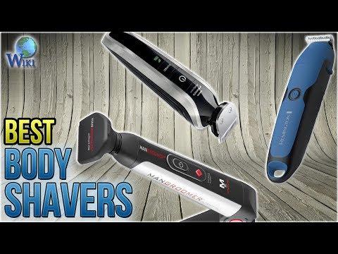 10 Best Body Shavers 2018