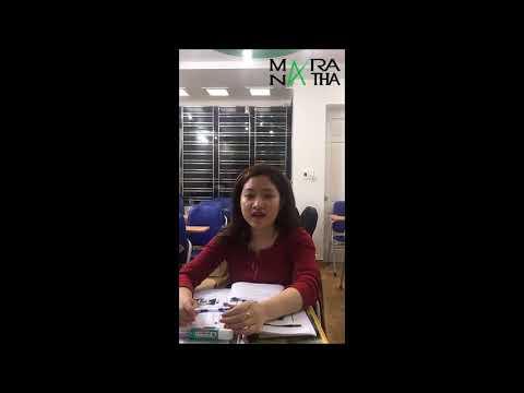 Cảm nhận của học viên nói về MARANATHA – Thanh Lam