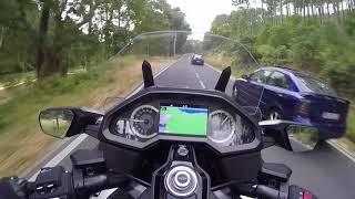 9. Honda Goldwing 2018 - Review & Testride