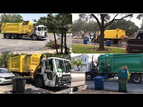 Garbage Trucks: The Best Of 2018