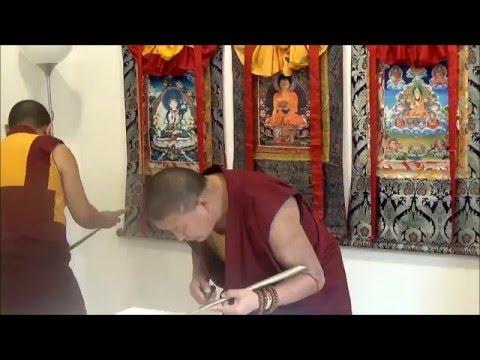 I Monaci Tibetani a Damanhur Firenze - 1° parte