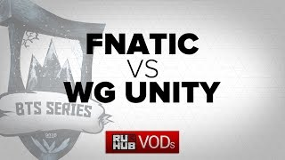 Fnatic vs WGU, game 2