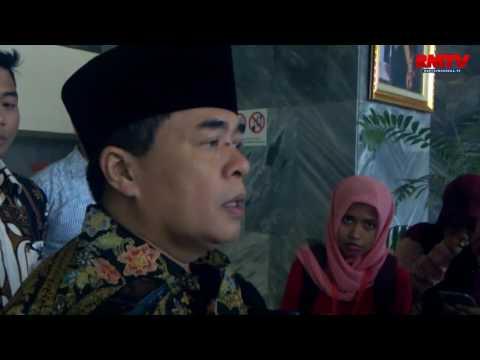 Jelang Lebaran Persaudaraan Istri Anggota DPR RI Gelar Bazar Murah