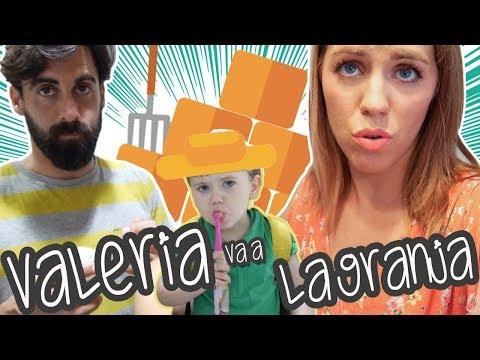 PRIMERA EXCURSIÓN A LA GRANJA DE VALERIA + VLOG DIARIO - LoveYoli