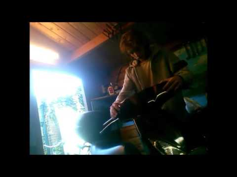 03 Peugeot VivaCity brake replacing and bleeding