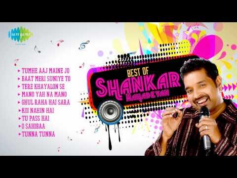 Download Best of Shankar Mahadevan | Tere Khayalon Se | Most Popular Hindi Songs Jukebox hd file 3gp hd mp4 download videos