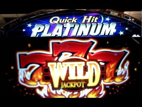 777 Wild Jackpot Quick Hits Slot Machine Bonus Spins