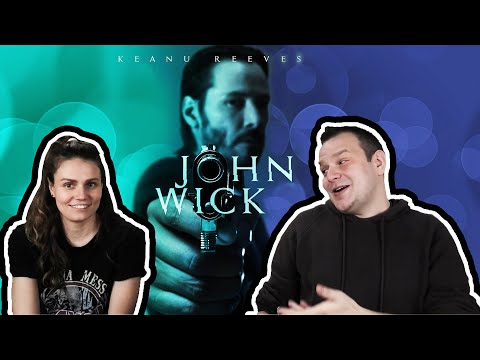 John Wick (2014) MOVIE REACTION