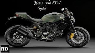 4. Hot News !!!  2017 Ducati Monster 1200R Special Premium Rare spec & price