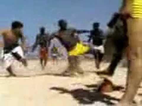 italia vs ghana - beach soccer