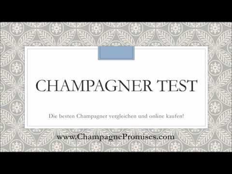 Champagner Test und online bestellen
