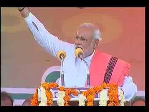 Video Shri Narendra Modi addresses Vijay Shankhnaad Rally at Kothi Meena Bazar, Agra download in MP3, 3GP, MP4, WEBM, AVI, FLV January 2017
