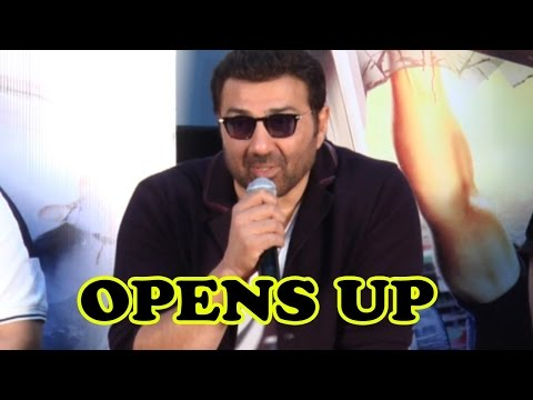 Sunny Deol Opens Up On Being A Director For Ghayal
