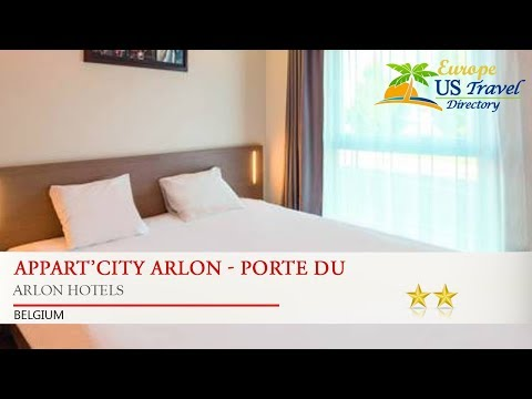 Appart'City Arlon - Porte du Luxembourg - Arlon Hotels, Belgium