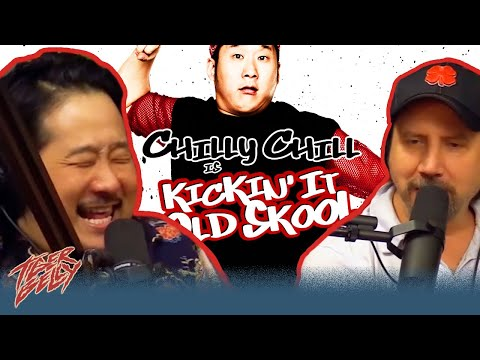 "Bobby Lee And Jamie Kennedy Share Stories From The Set Of ""Kicking It Old School"""