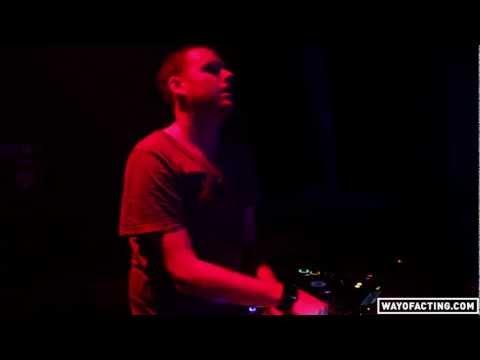 Jeff Button (#2) - Footwork Nightclub - September 1, 2012 - WAY OF ACTING