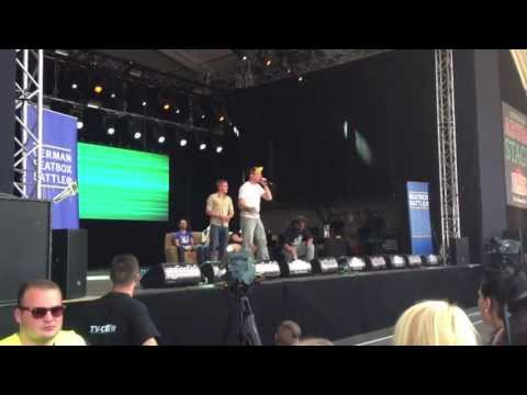 Posterframe zu Splash! 16 - Beatbox Battle Halbfinale #1