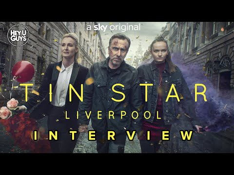 Tin Star Liverpool cast Tim Roth, Abigail Lawrie & Genevieve O'Reilly on reprising their roles