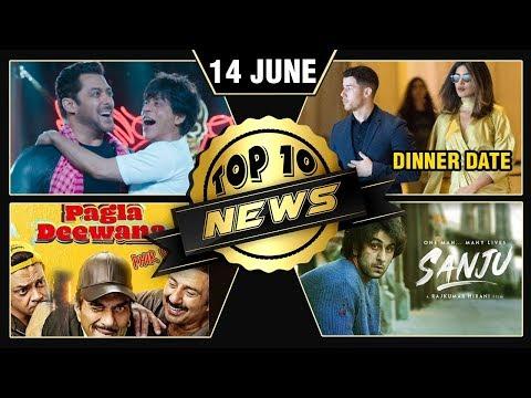 Salman & SRK Zero Eid Teaser, Sanju New Poster, Ya