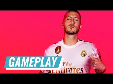 FIFA 20 - Demo gameplay - Real Madrid vs Liverpool