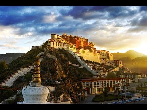 Небо Ваджры над Тибетом