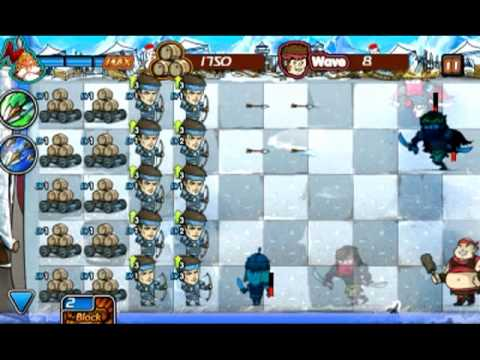 Video of King of Defense: Multiplayer