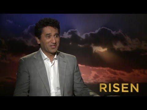 , title : 'Cliff Curtis Interview - Risen'