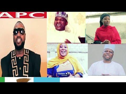 Sakamakon chanji Mulkin Buhari daga bakin jaruman kannywood