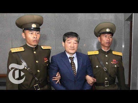 How North Korea Deals With American Prisoners   The New York Times