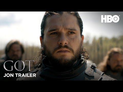 Game of Thrones   Official Jon Snow Trailer (HBO)
