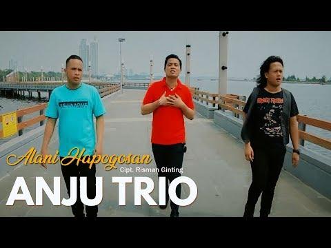 Alani Hapogosan (Official Video) - Lagu Batak Terbaru 2018    Anju Trio