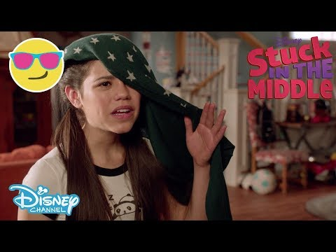 Stuck in the Middle | Sneak Peek - Harley the Babysitter | Disney Channel UK