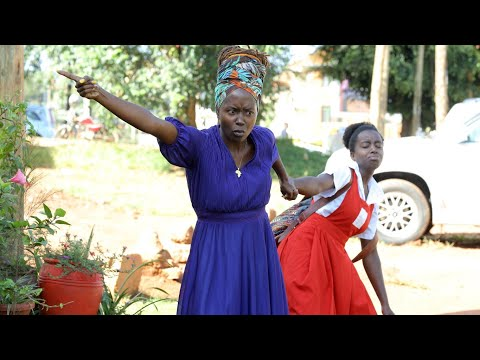 The Lato fight. Kansiime Anne. African Comedy. /2020