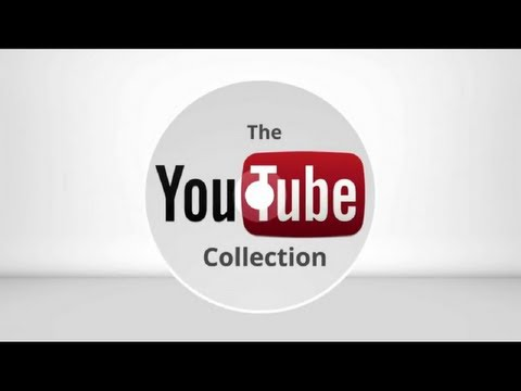 Image of Google April Fools 2012 - The YouTube Collection