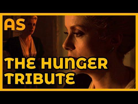 The Hunger 1983 - Catherine Deneuve TRIBUTE 4K