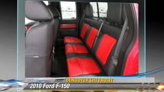 Used Ford F150 Raptor - Shop at DeNooyer Chevrolet, Albany NY 12205