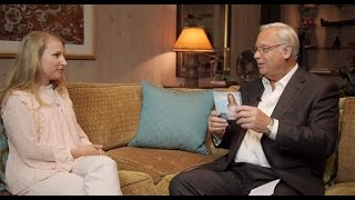 Jack Canfield intervjuar Zoë
