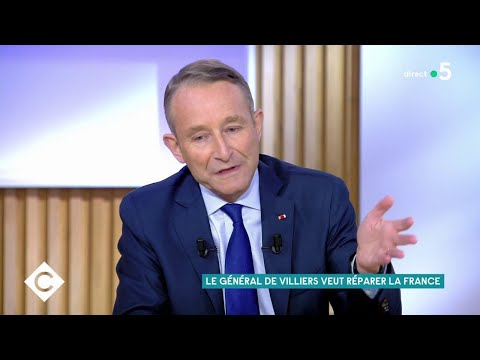 Le Général Pierre de Villiers veut réparer la France - C à Vous - 20/10/2020