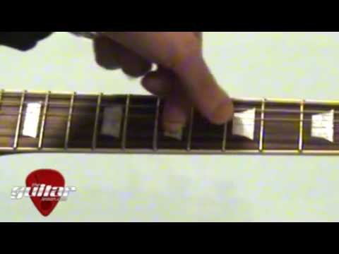 How to Change Guitar Strings - Acoustic and Electric Guitars