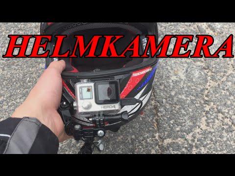MEINE HELMKAMERA | MOTOVLOG #14