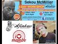 Download Video Afinkao and iHeartMambo present Sekou McMiller Worksho NYC and DJ Dario LA Sunday July 24 2016 San F