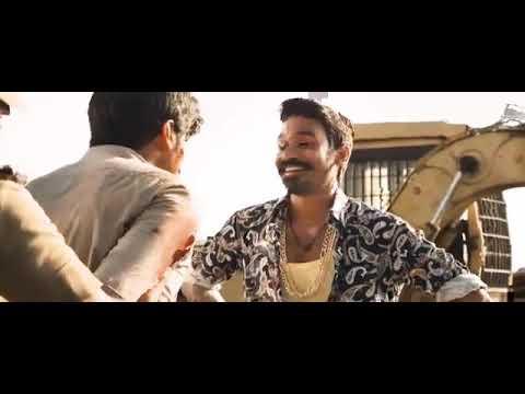 Video Dhanush  Maari tamil movie mass scene❤.. download in MP3, 3GP, MP4, WEBM, AVI, FLV January 2017