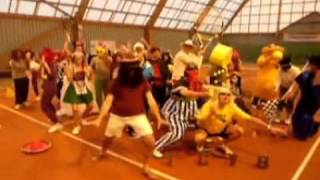 La Ville-du-Bois France  city photo : HARLEM SHAKE tennis club LA VILLE DU BOIS