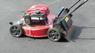 9. The Best Lawn Mower ...Toro AWD 22 inch Recycler in Action